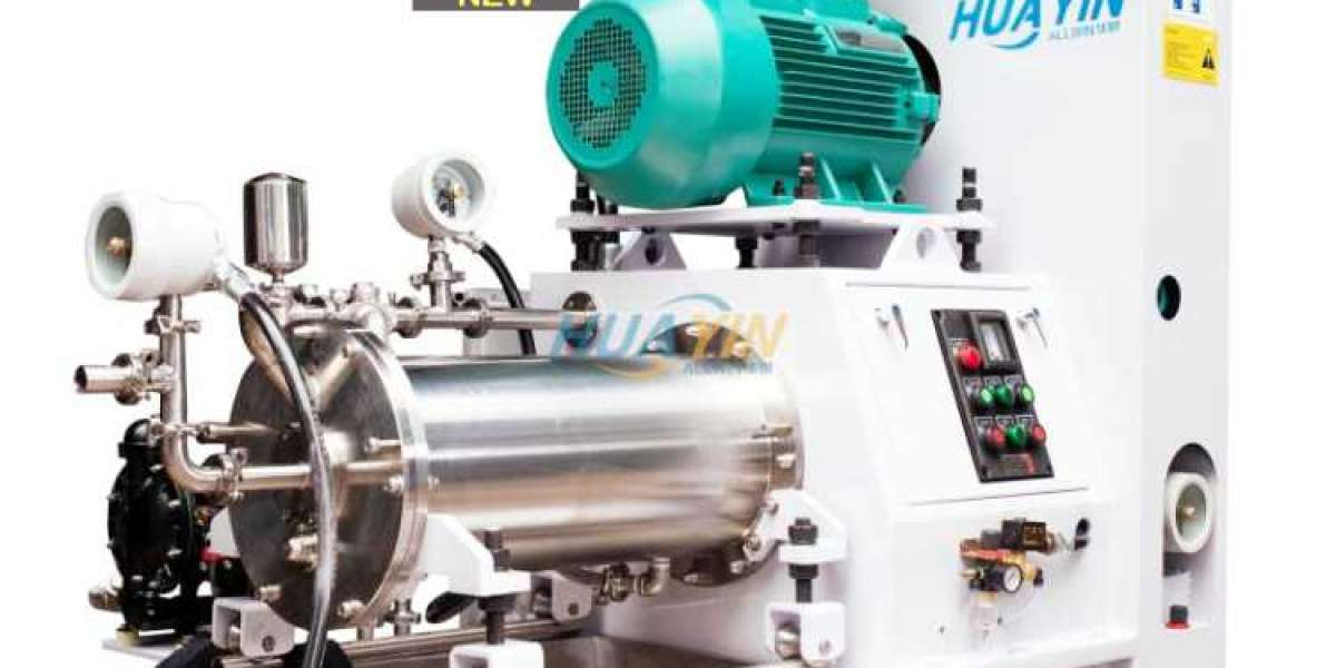 Precautions for the use of bead mill